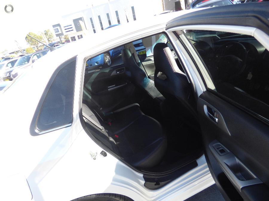 2009 Subaru Impreza WRX G3