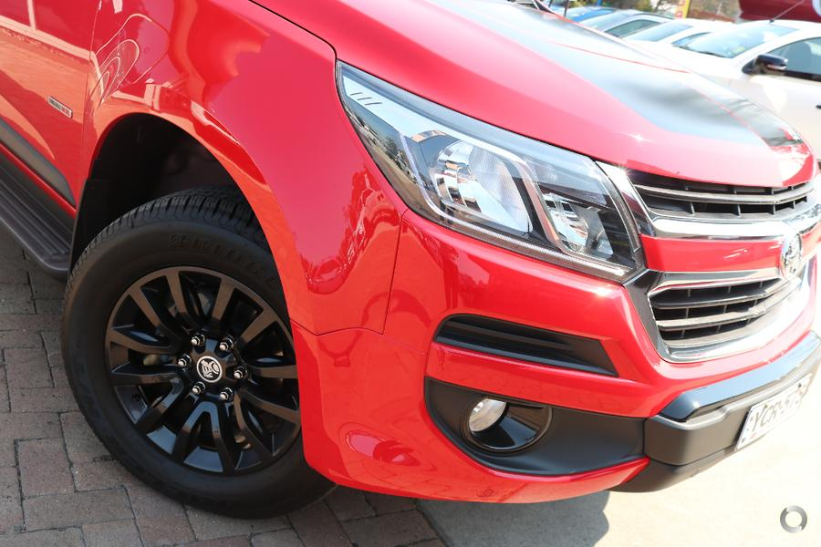 2017 Holden Colorado Z71 RG
