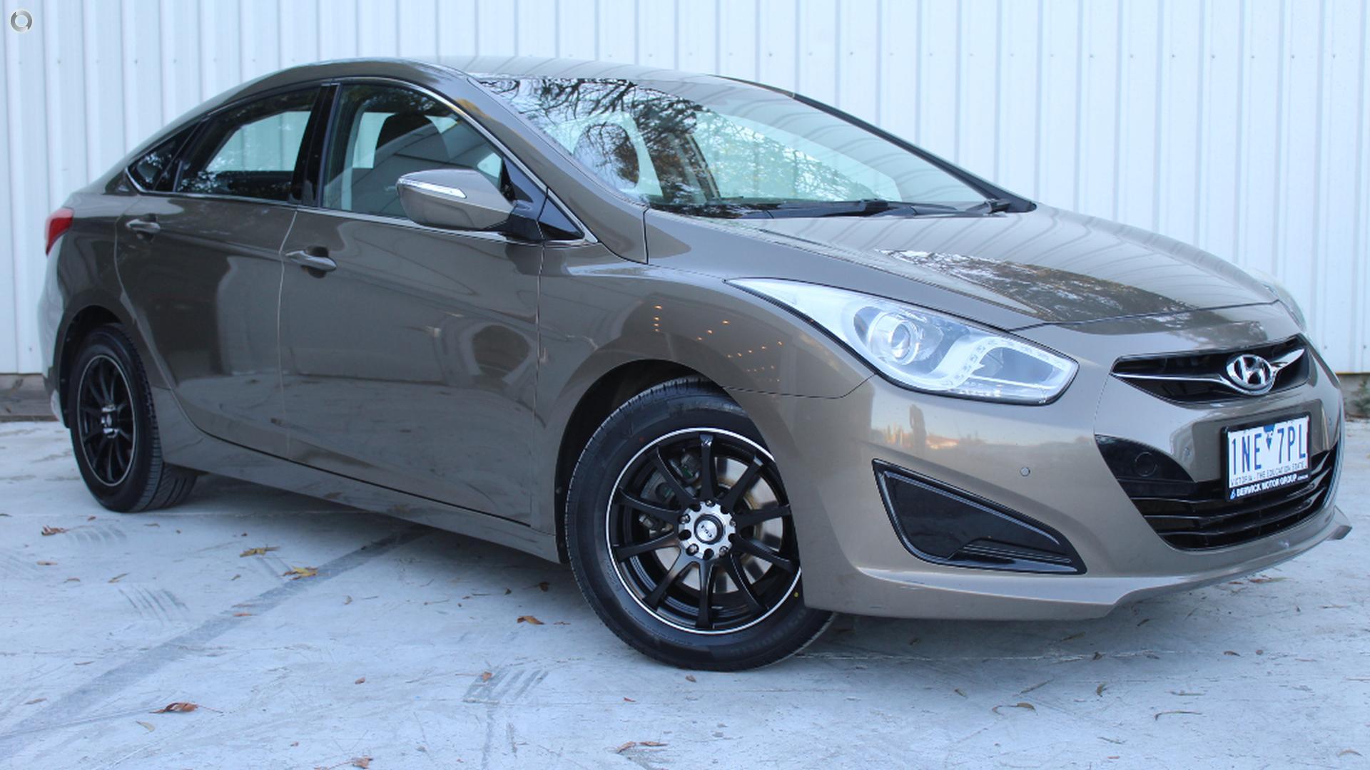 2012 Hyundai I40 Active VF2