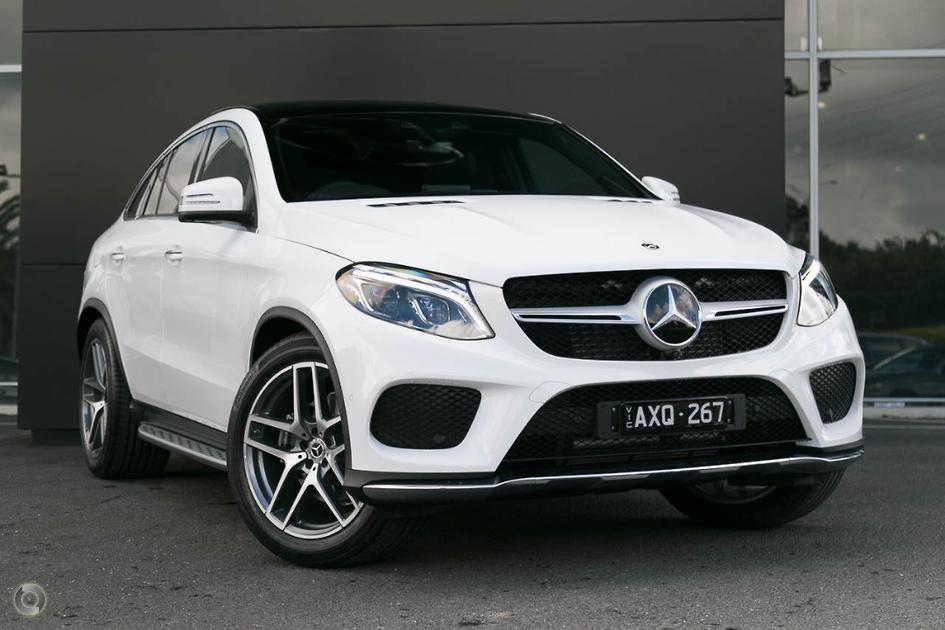 2018 Mercedes-Benz GLE 350 Coupe