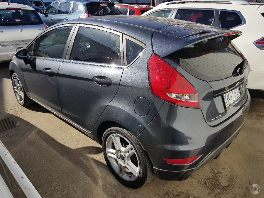 2011 Ford Fiesta Zetec WS