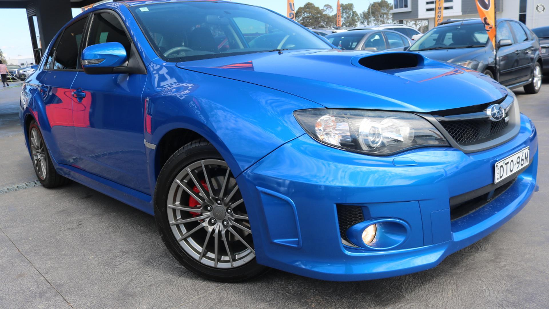 2013 Subaru Wrx Premium