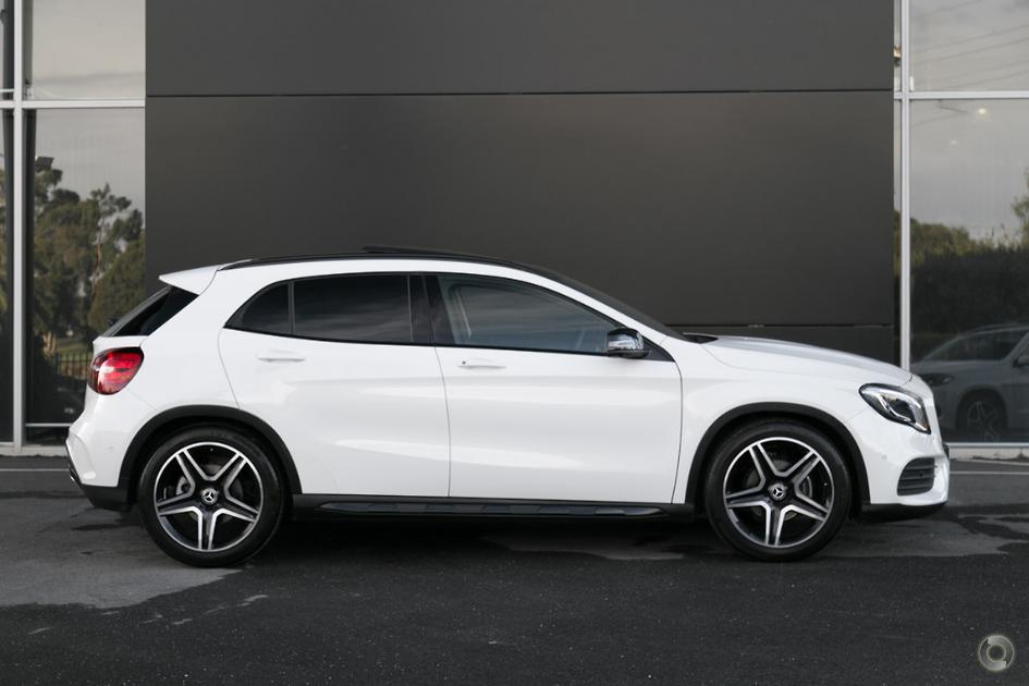 2017 Mercedes-Benz GLA 180 Wagon