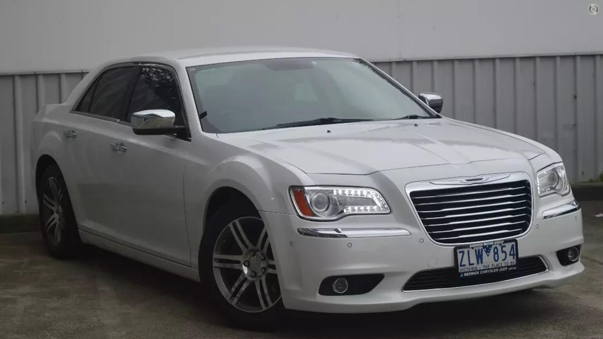 2012 Chrysler 300 LX