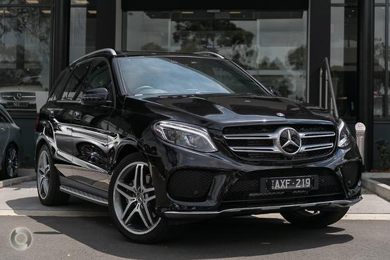 2018 Mercedes-Benz GLE 350