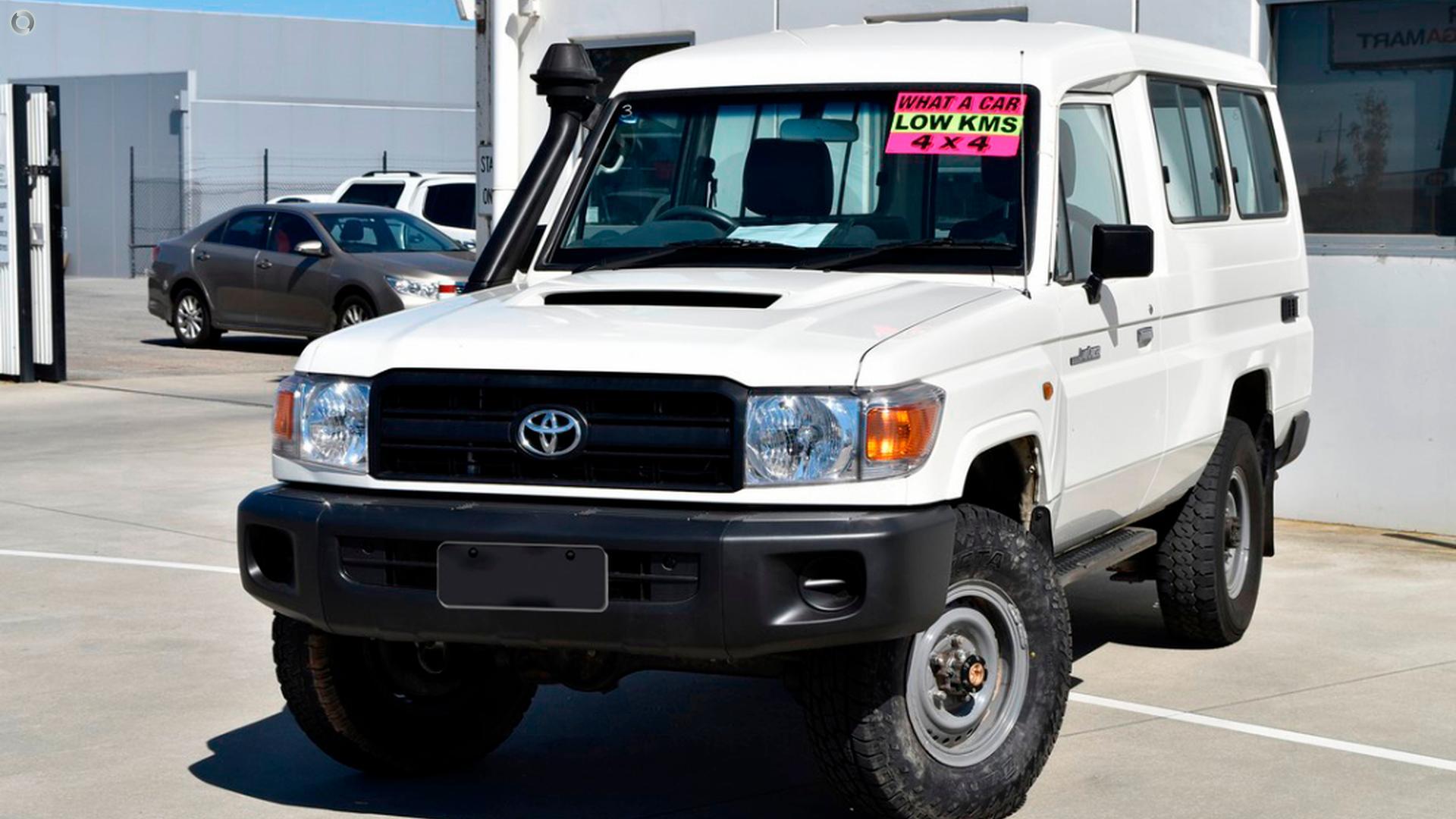 2015 Toyota Landcruiser VDJ78R