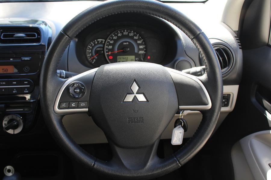 2013 Mitsubishi Mirage Sport LA