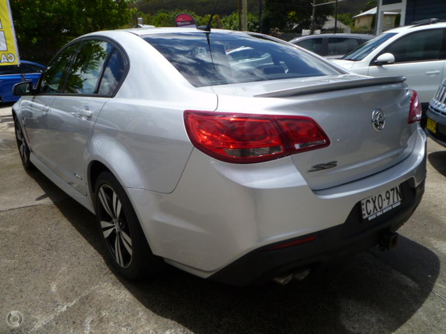 2014 Holden Commodore SS Storm VF
