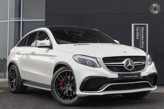 2017 Mercedes-Benz <br>GLE 63