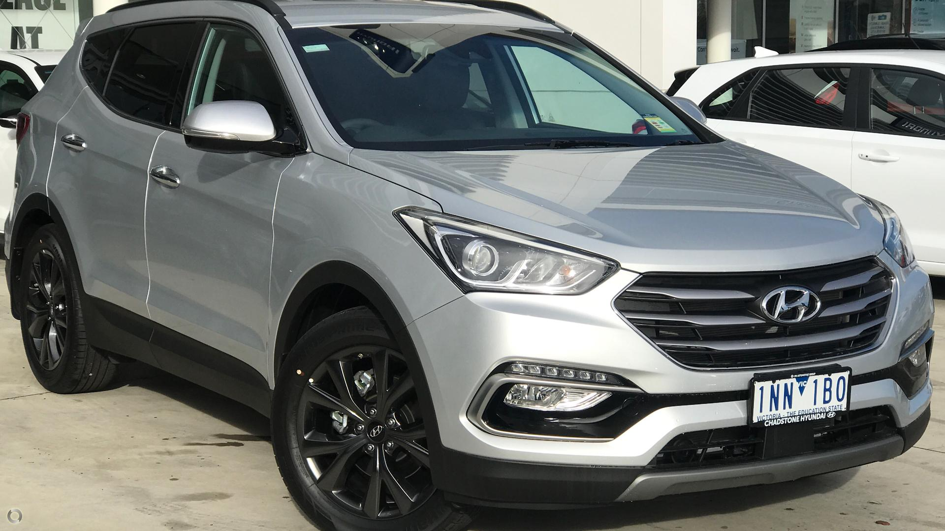 2018 Hyundai Santa Fe DM5 Series II