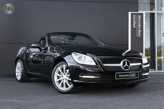 2013 Mercedes-Benz SLK 200