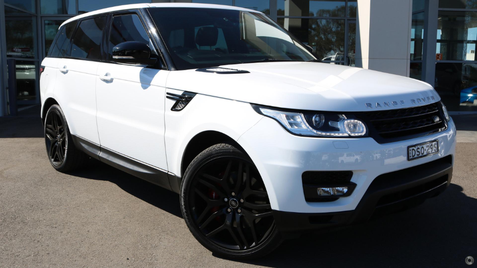 2014 Land Rover Range Rover Sport Sdv8 Hse Dynamic