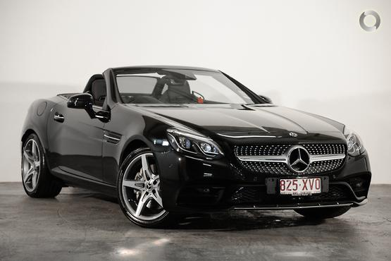 2017 Mercedes-Benz SLC 200