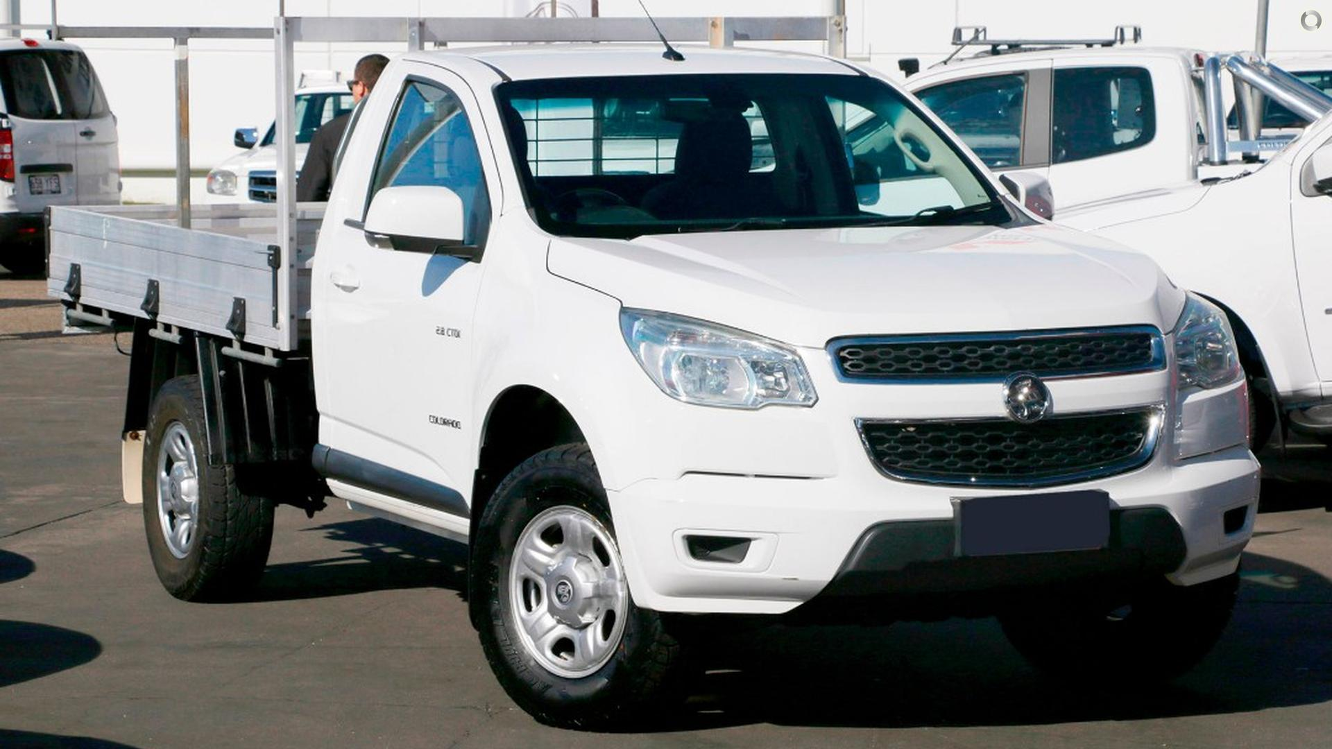 2014 Holden Colorado RG