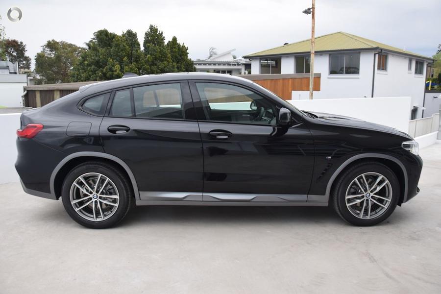 2018 BMW X4 xDrive20i M Sport X