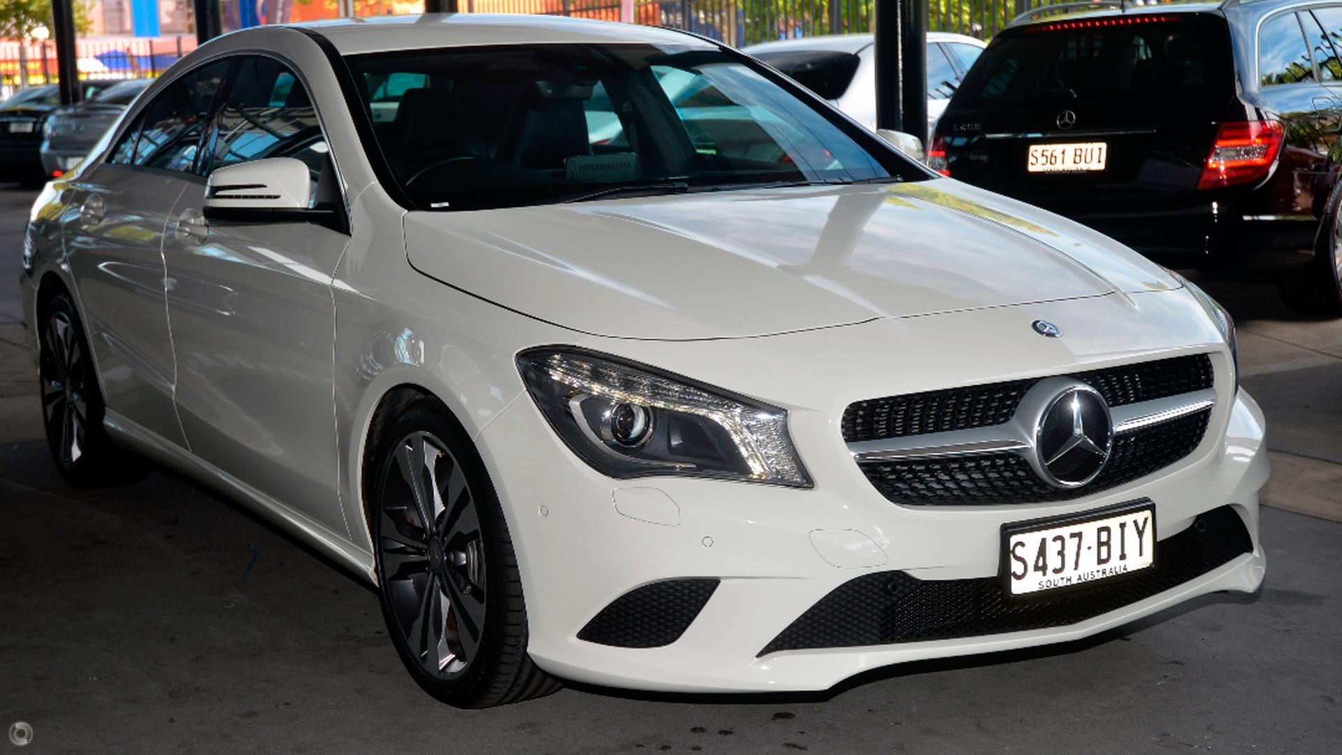 2015 Mercedes-Benz CLA 200 Coupe