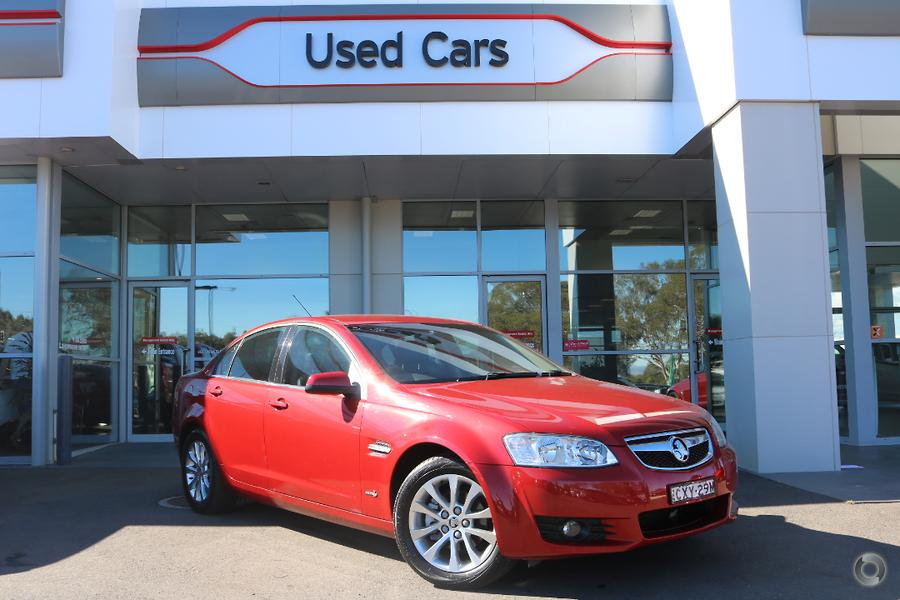 2011 Holden Berlina  VE Series II
