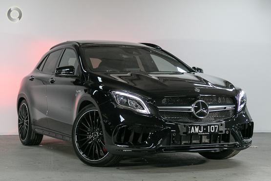 2017 Mercedes-Benz <br>GLA 45