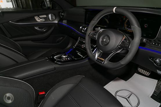 2018 Mercedes-Benz E 63