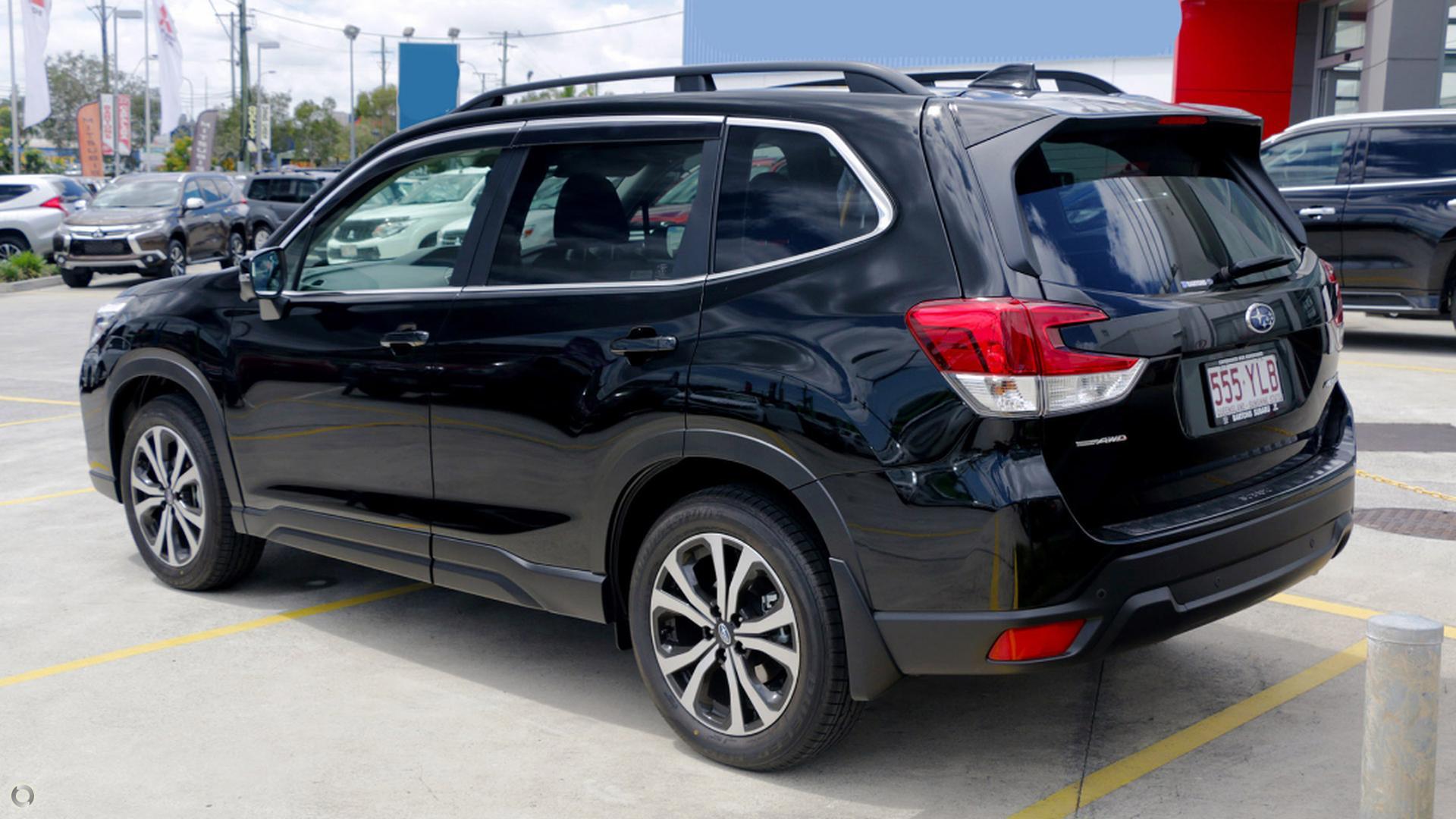 2018 Subaru Forester 2.5i Premium S5