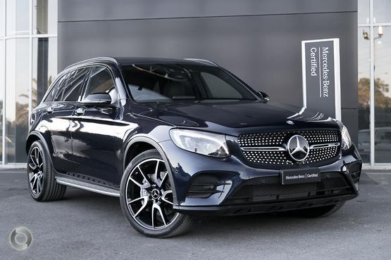 2017 Mercedes-Benz GLC 43