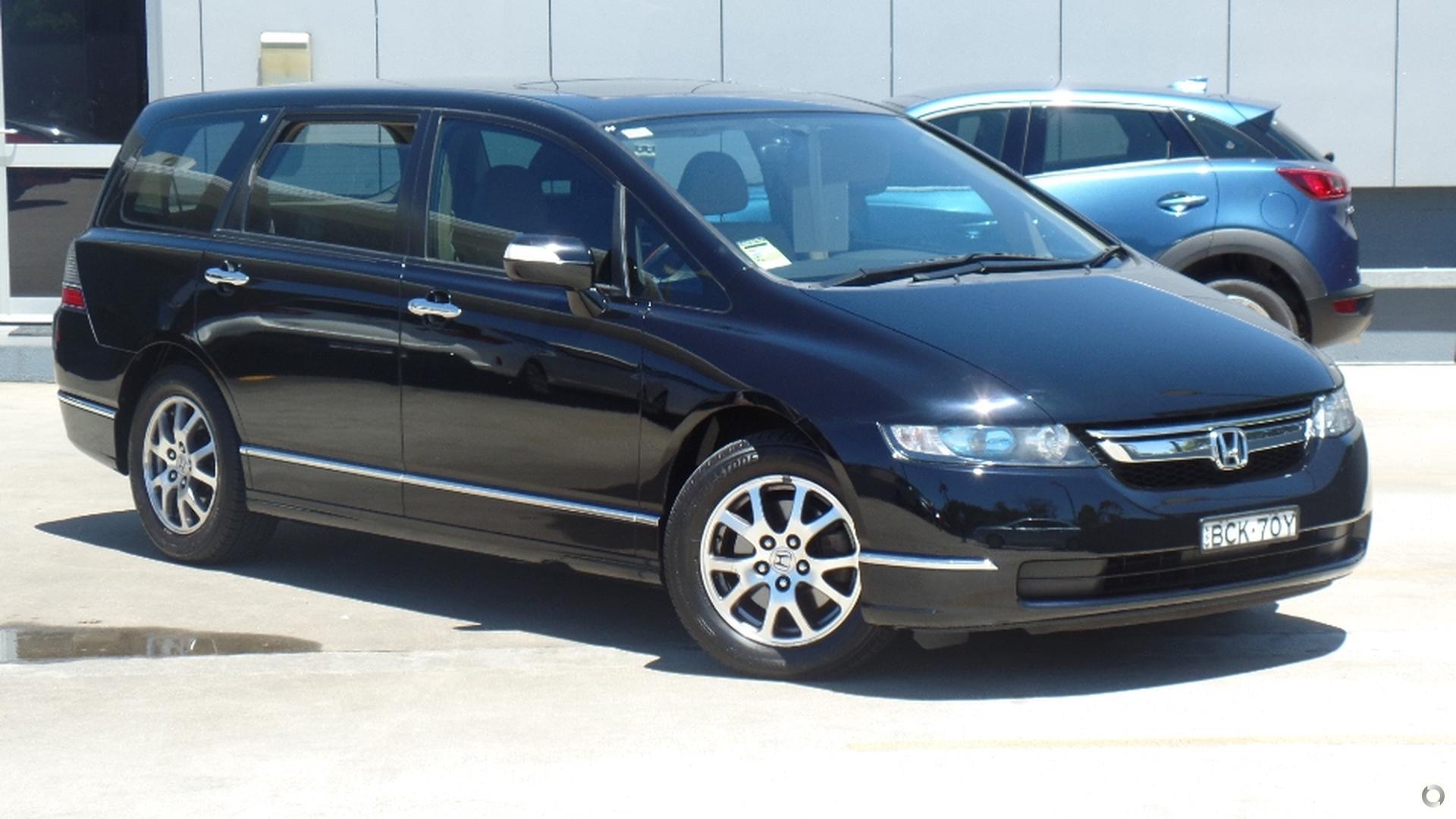 2007 Honda Odyssey 3rd Gen