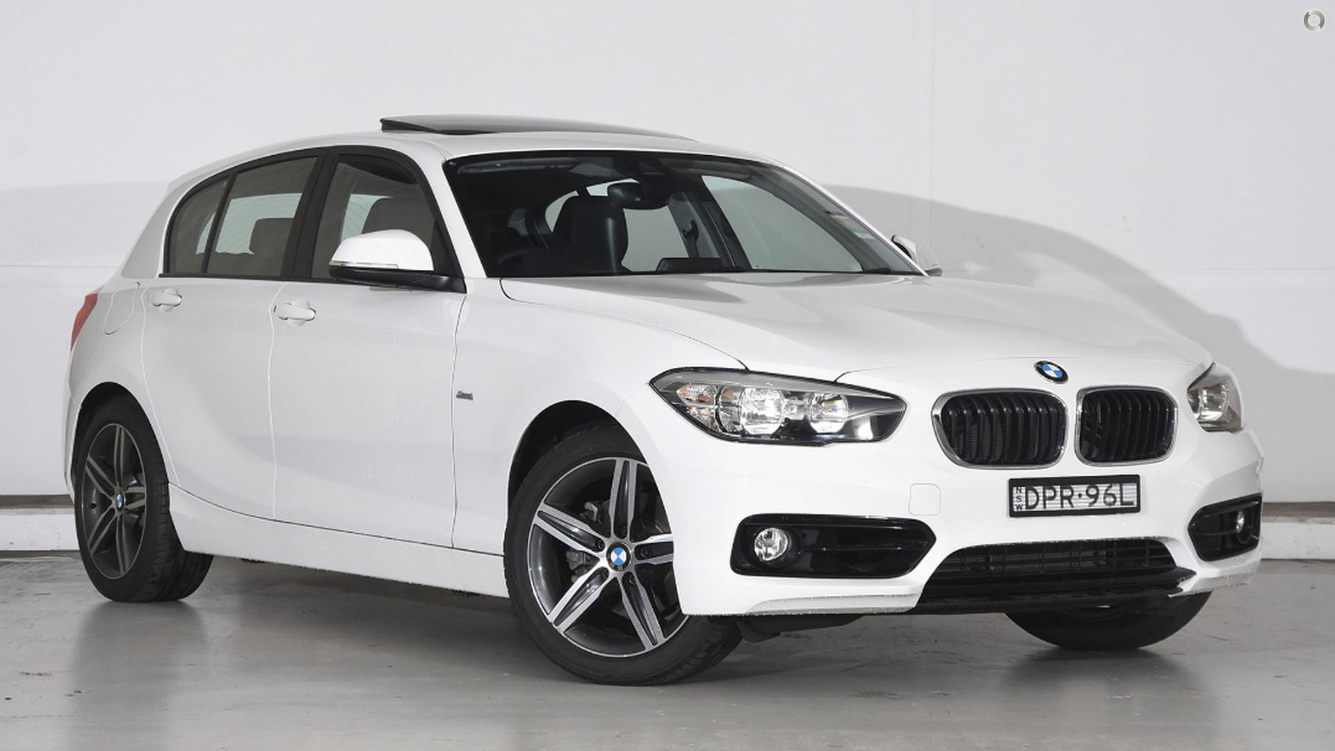 2017 BMW 120i Sport Line