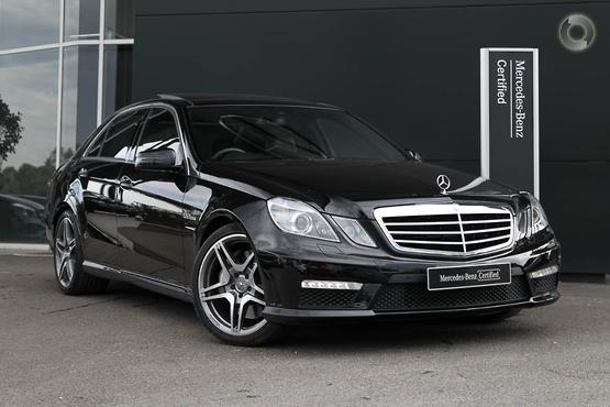 2011 Mercedes-Benz <br>E 63