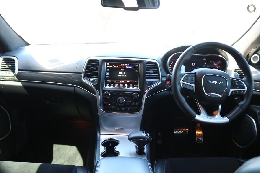 2015 Jeep Grand Cherokee SRT WK