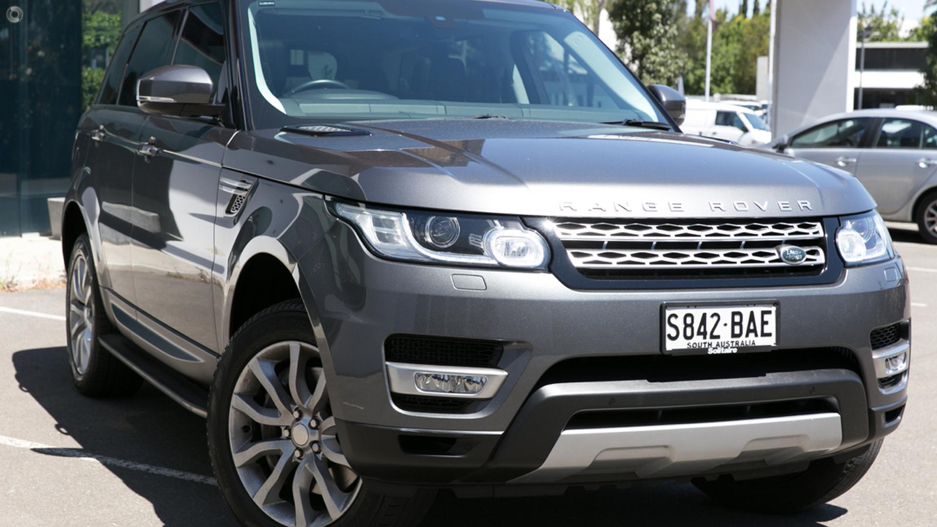 2013 Land Rover Range Rover Sport L494