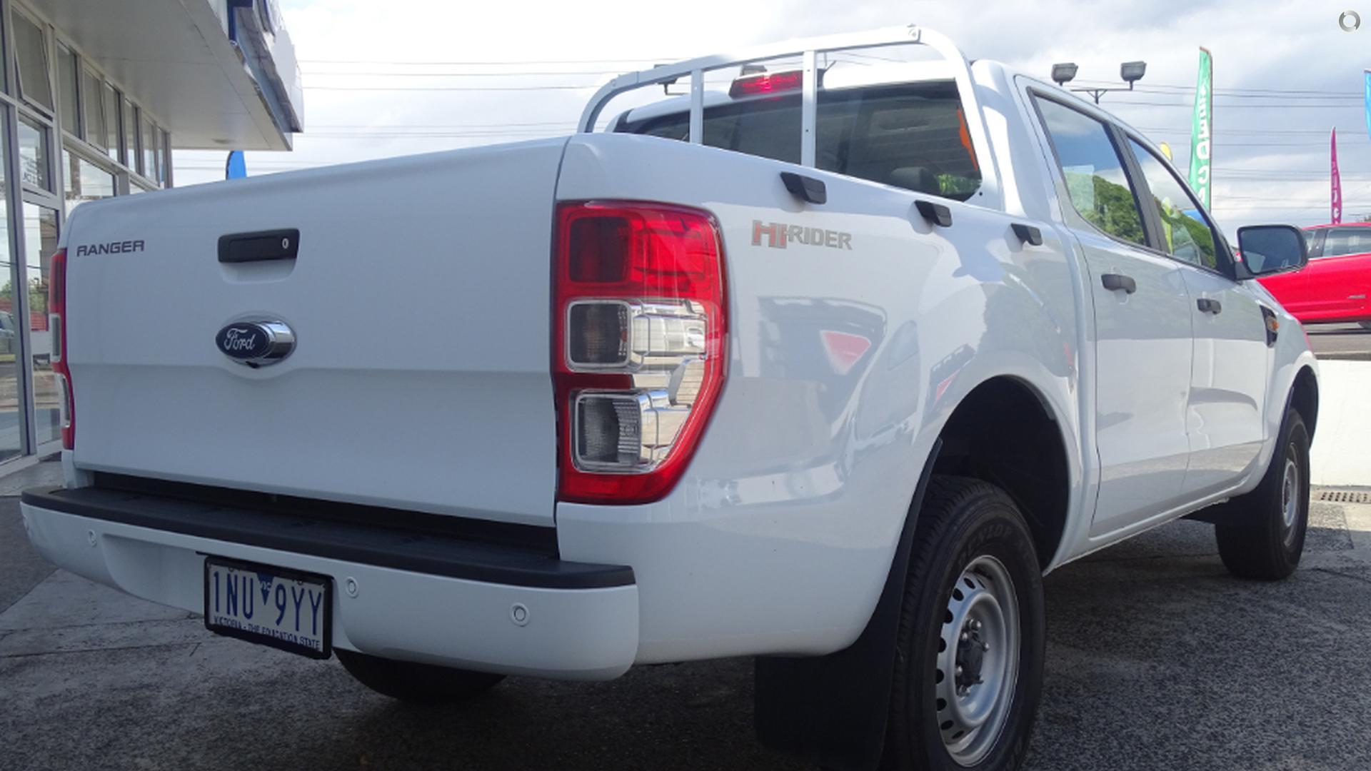 2018 Ford Ranger XL Hi-Rider PX MkII