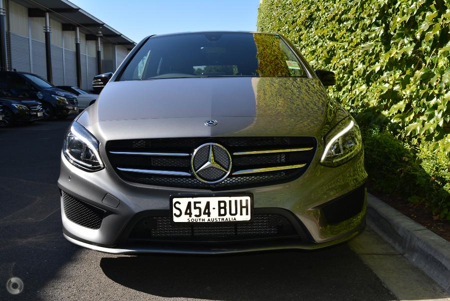 2017 Mercedes-Benz B 180 Hatch