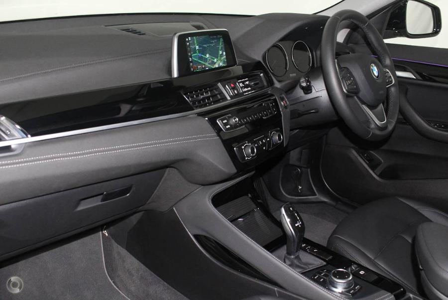 2018 BMW X2 sDrive18i