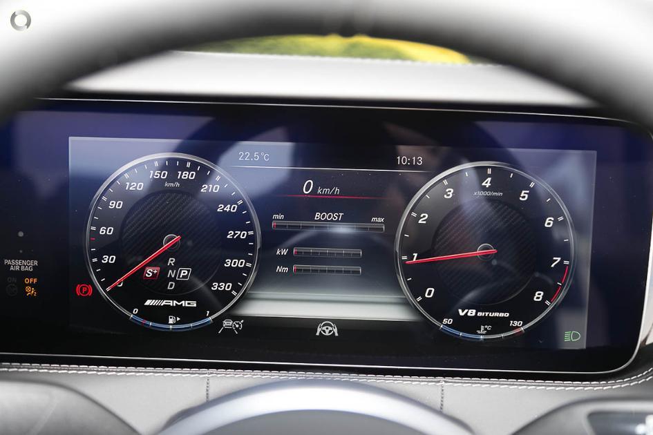 2018 Mercedes-Benz S 63 Cabriolet