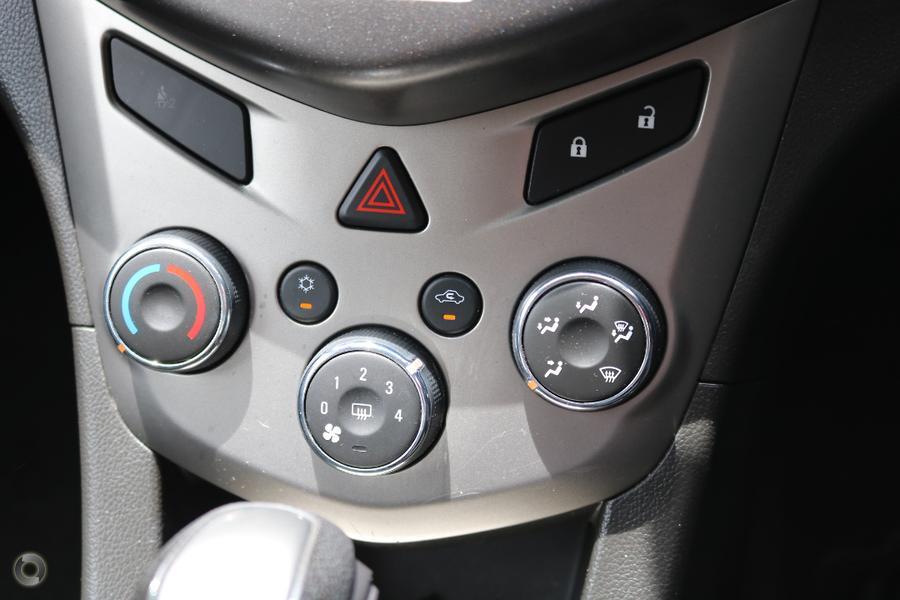 2016 Holden Barina CD TM