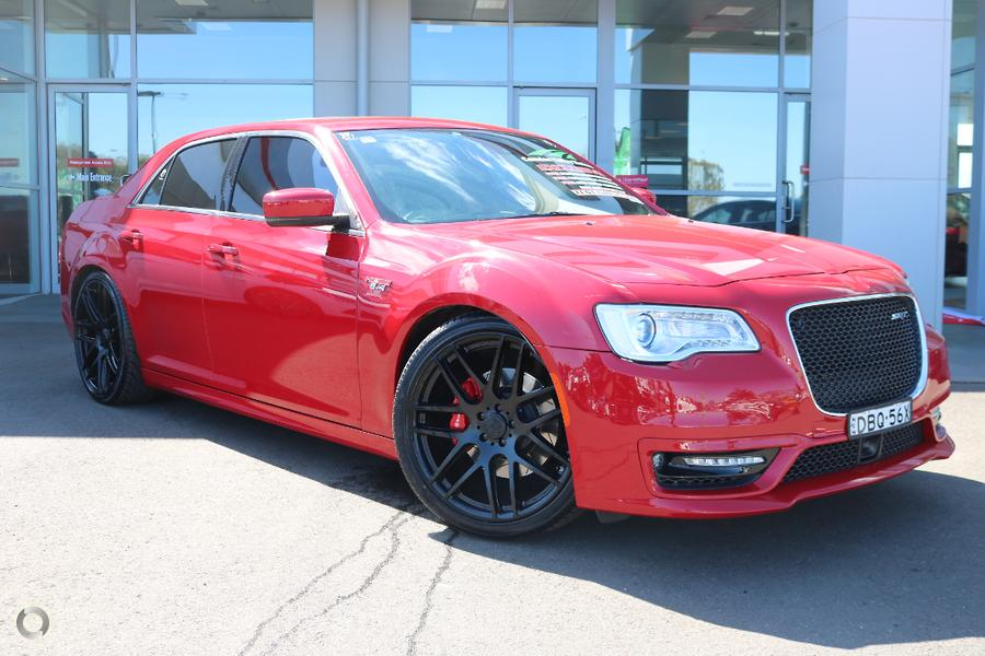 2015 Chrysler 300 SRT LX