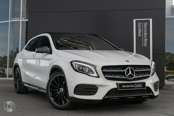 2017 Mercedes-Benz GLA 180