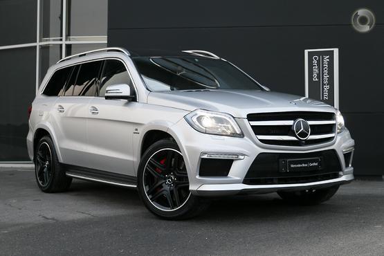 2015 Mercedes-Benz GL 63
