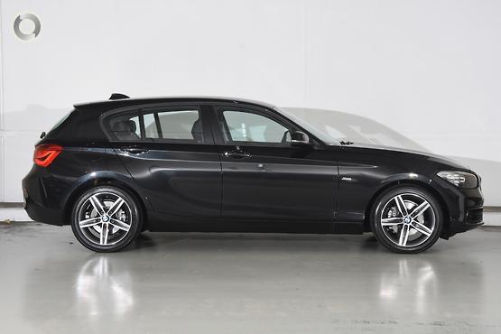 2017 BMW 120 i Sport Line