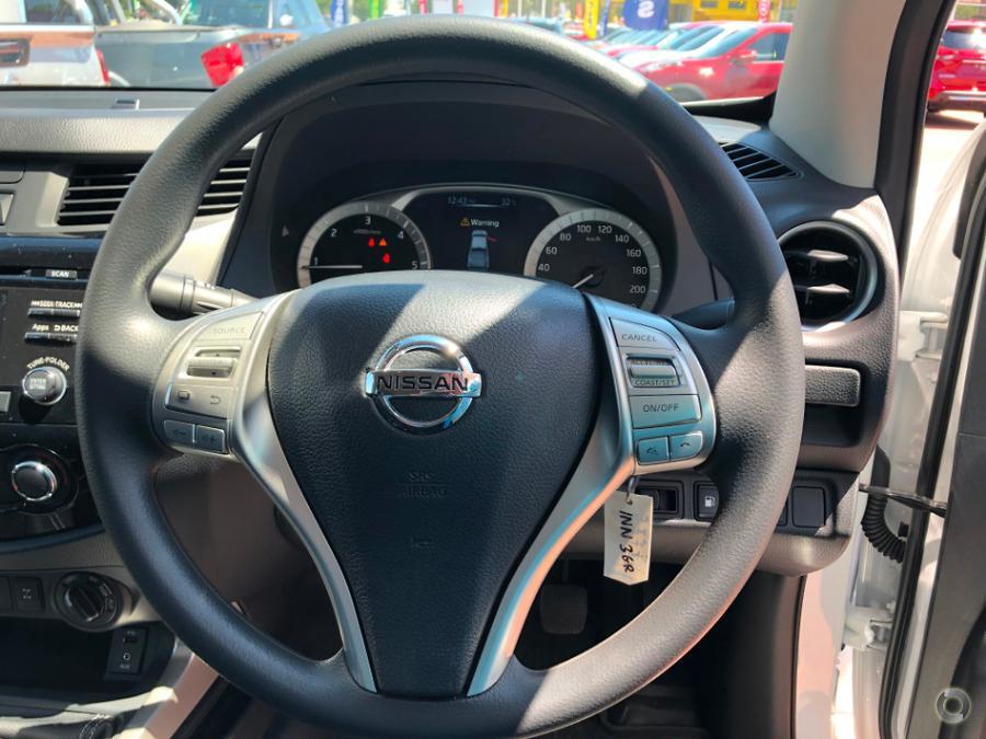 2018 Nissan Navara SL D23 Series 3