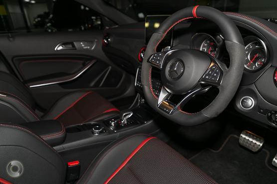 2017 Mercedes-Benz GLA 45