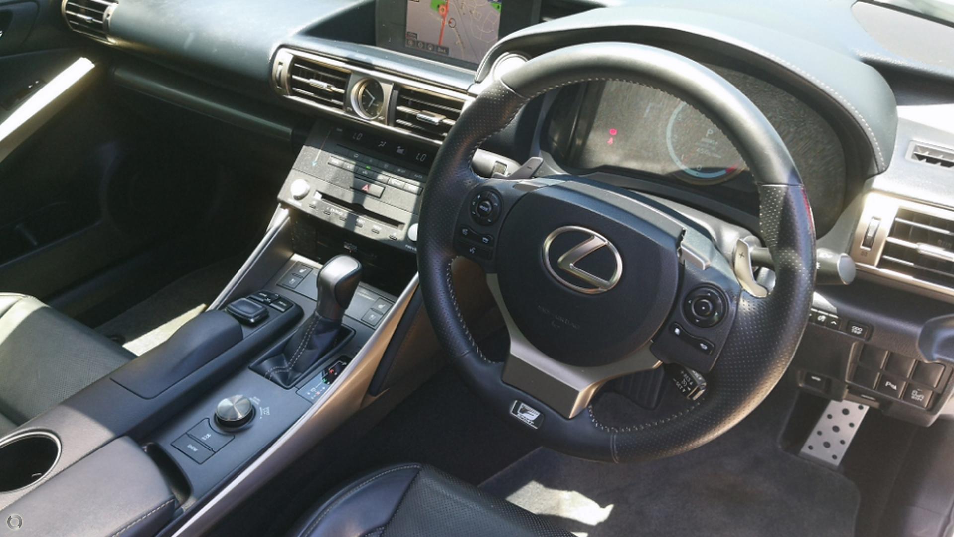 2014 Lexus Is350 F Sport GSE31R