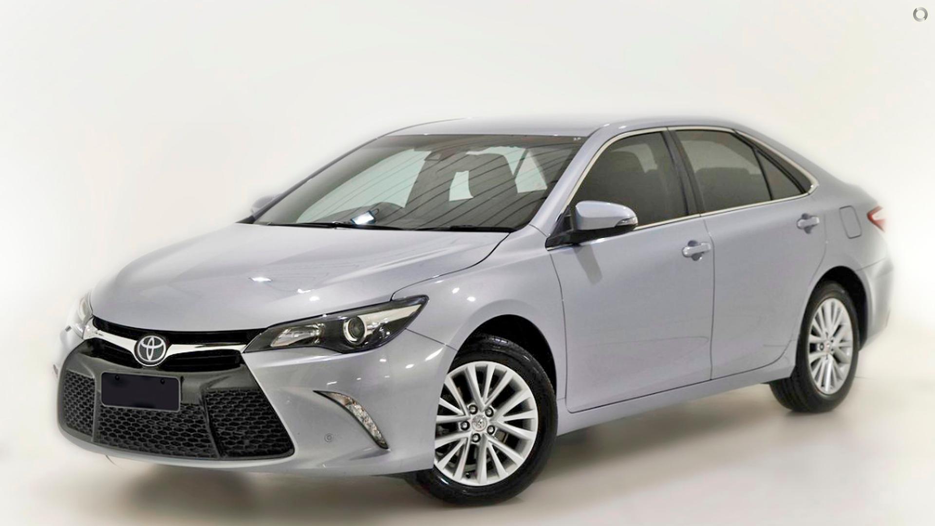 2017 Toyota Camry ASV50R