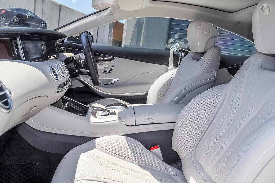 2016 Mercedes-Benz S 500 Coupe