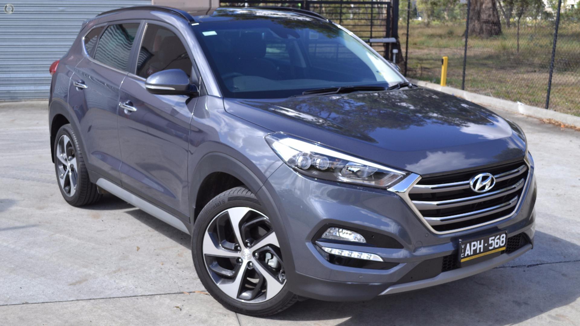 2017 Hyundai Tucson TLE2