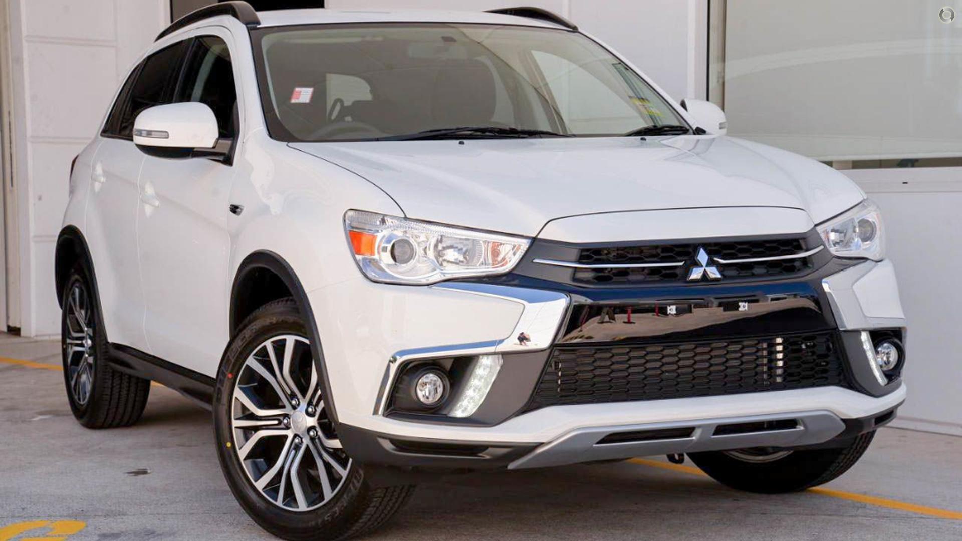 2018 Mitsubishi Asx Ls