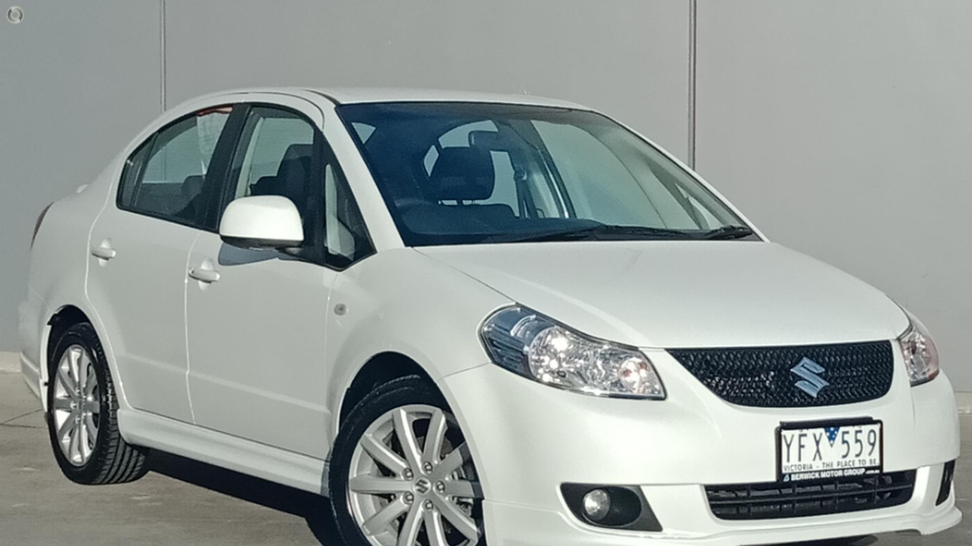 2010 Suzuki Sx4 S