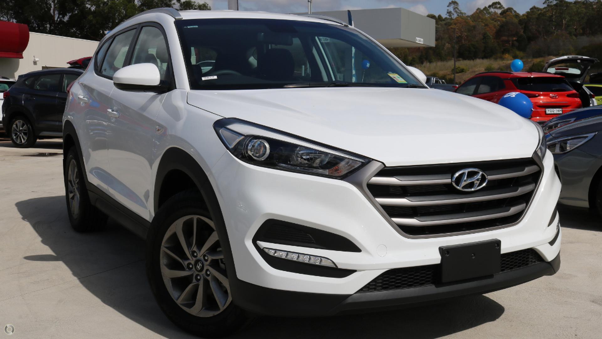 2017 Hyundai Tucson TLe