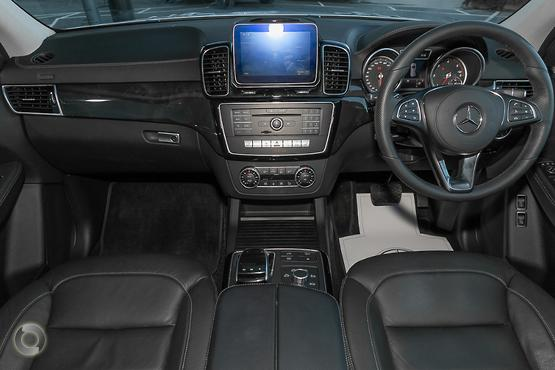 2017 Mercedes-Benz GLS 350