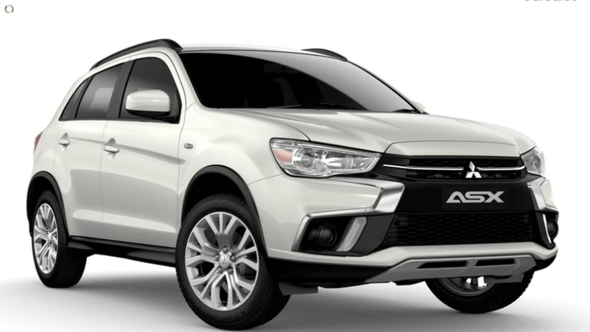 2018 Mitsubishi Asx Es